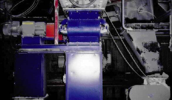 Elektromechanická skluzová váha ASV xx P